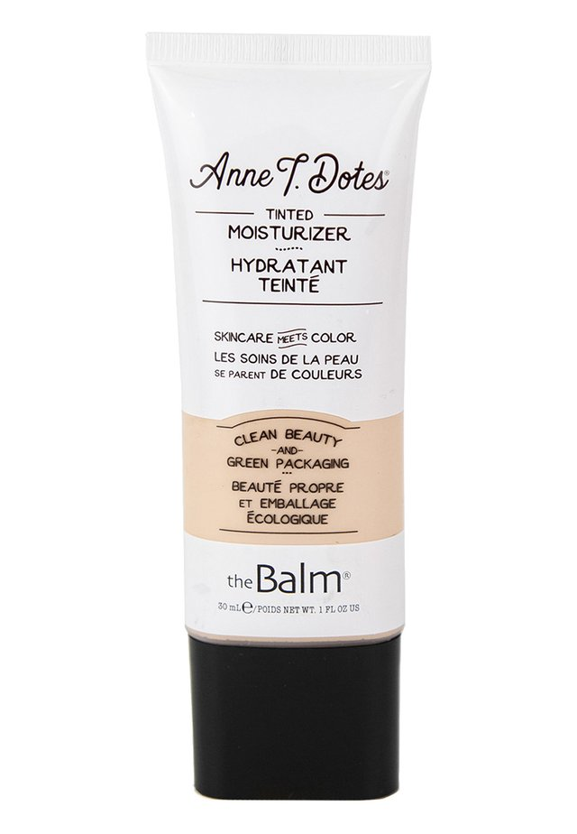 ANNE T. DOTE TINTED MOISTURIZER - Hydratant teinté - 10 lighter than light