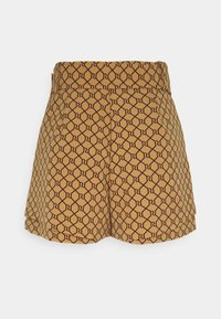 River Island - STRUCTURED - Shorts - brown - 1