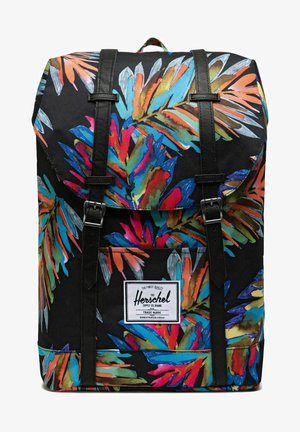 Rucksack - painted palm