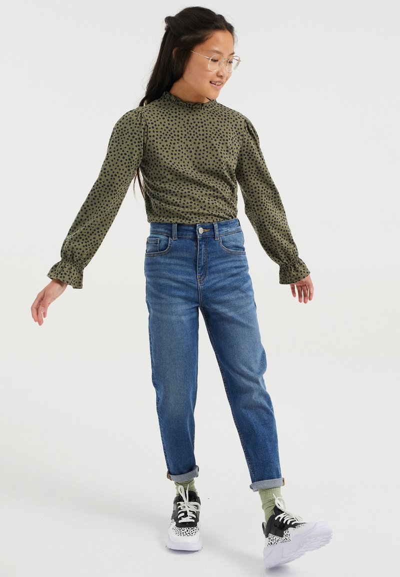 WE Fashion - Jeans baggy - blue