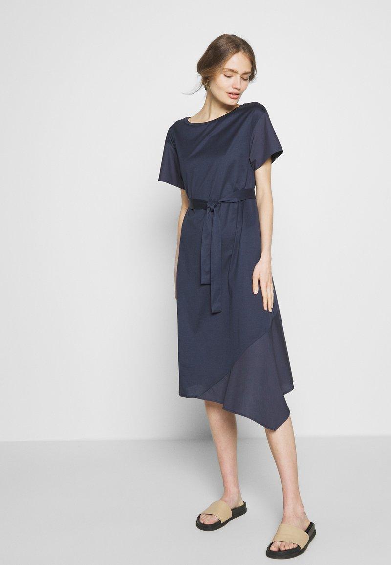 WEEKEND MaxMara - PALAZZI - Denní šaty - ultramarine