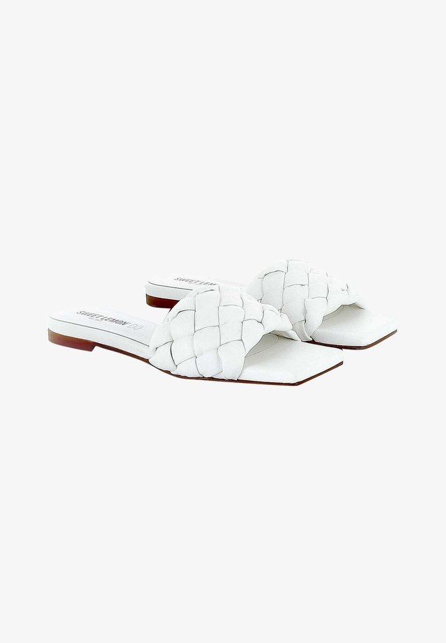 Muiltjes - white