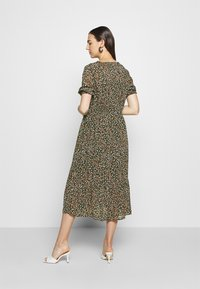 Moss Copenhagen - EDA RIKKELIE DRESS - Day dress - brown / multicolor - 2