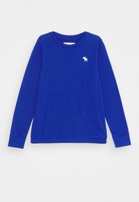 Abercrombie & Fitch - Long sleeved top - blue - 0