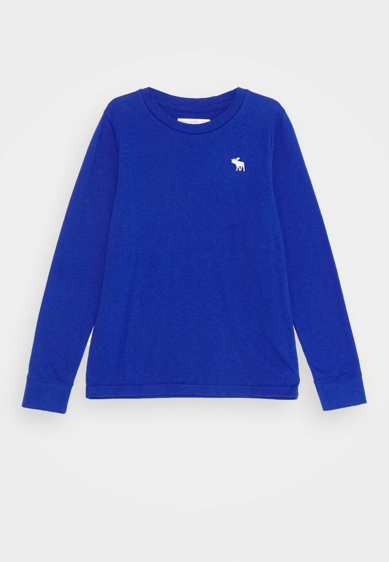 Abercrombie & Fitch - Long sleeved top - blue