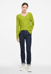 comma casual identity - Sweter - lime - 1