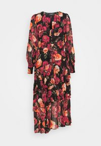 The Kooples - ROBE - Cocktail dress / Party dress - multicolor - 0
