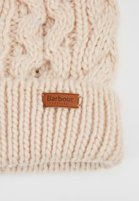 Barbour - PENSHAW CABLE BEANIE - Beanie - blush pink - 3