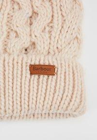 Barbour - PENSHAW CABLE BEANIE - Mütze - blush pink - 2