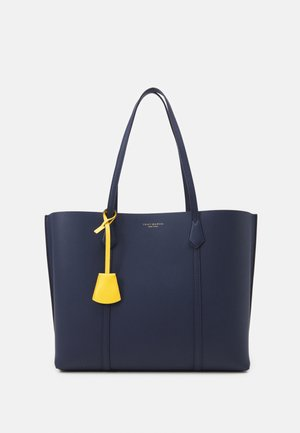 PERRY TRIPLE COMPARTMENT TOTE - Tote bag - royal navy