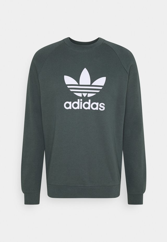 TREFOIL CREW UNISEX - Sweatshirt - bluoxi
