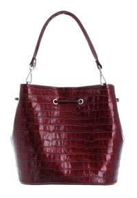 LANCASTER - Handbag - rubis - 1