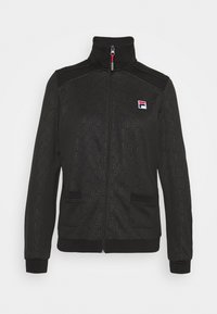 Fila - JACKET LEONIE - Training jacket - black - 0