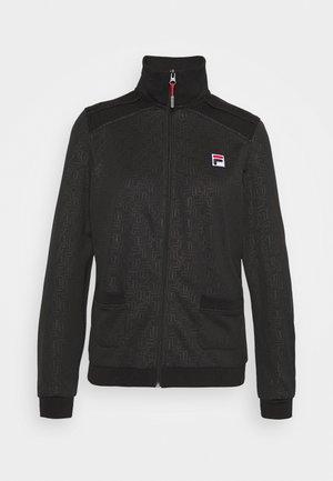 JACKET LEONIE - Training jacket - black