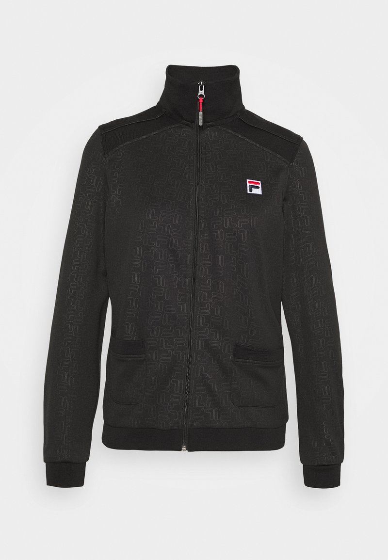 Fila - JACKET LEONIE - Training jacket - black