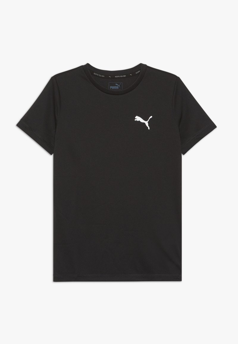 Puma - ACTIVE TEE - Basic T-shirt - black