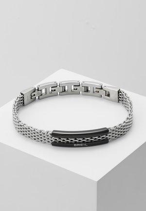 SNAP BRACELET - Bracciale - silver-coloured