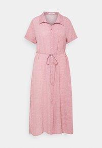 Glamorous Curve - DRESS - Shirt dress - rosa - 5