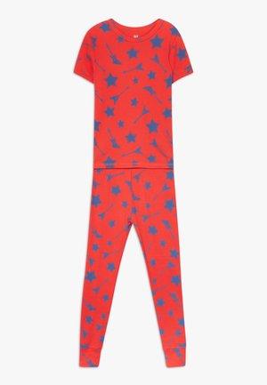 BOY B MUSIC SET - Pyjama set - hot coral