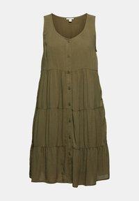 edc by Esprit - Day dress - khaki green - 6