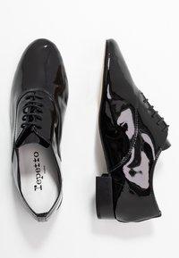 Repetto - ZIZI - Šněrovací boty - noir - 3