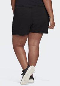 adidas Performance - ESSENTIALS INCLUSIVE SIZING SHORTS - Korte sportsbukser - black - 1