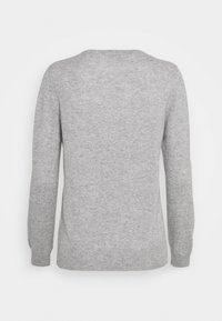 Davida Cashmere - BASIC - Jumper - light grey - 1