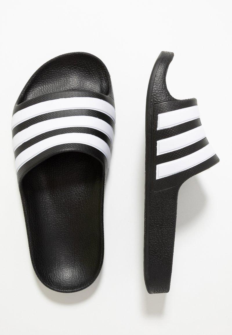 adidas Performance - ADILETTE AQUA - Pool slides - core black