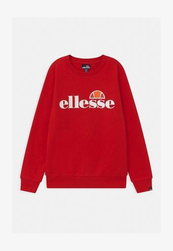 SUPRIOS - Sweatshirt - red