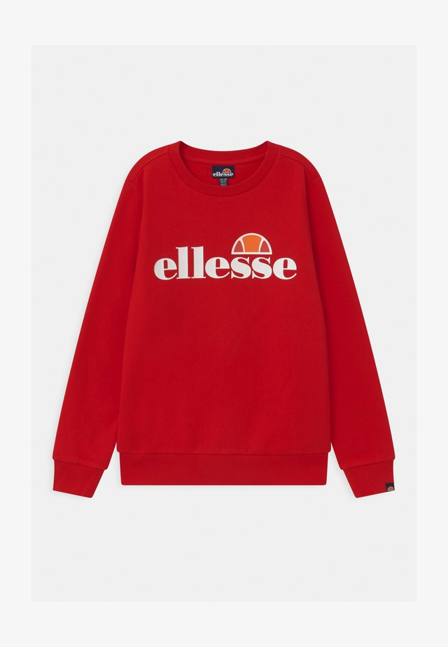 SUPRIOS - Sweatshirt - red