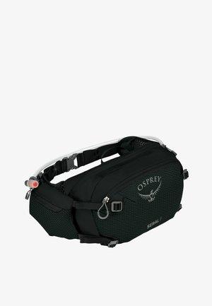 SERAL - Bum bag - black