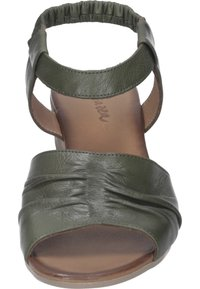 Piazza - Sandals - olive - 3