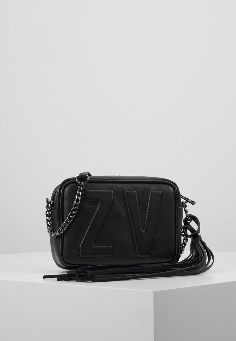 Zadig & Voltaire - BOXY INITIAL - Across body bag - noir