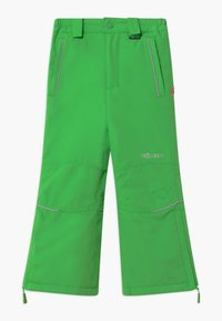 TrollKids - KIDS HOLMENKOLLEN SNOW SLIM FIT UNISEX - Snow pants - bright green - 2