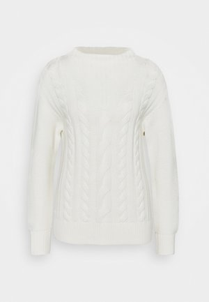 FOXTON - Sweter - off white
