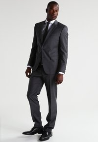 Eton - SUPER SLIM FIT - Camicia elegante - white - 1