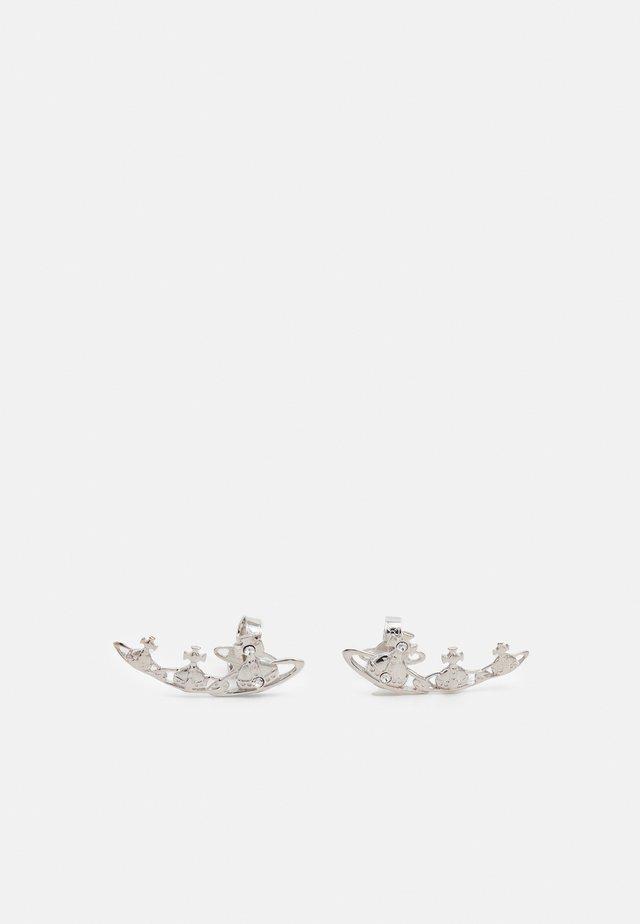 CANDY EARRINGS - Kolczyki - silver-coloured