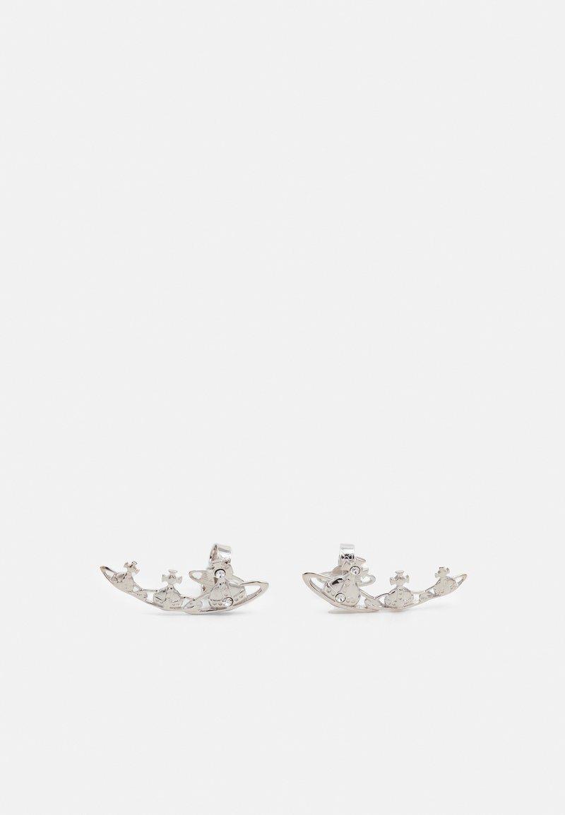 Vivienne Westwood - CANDY EARRINGS - Earrings - silver-coloured