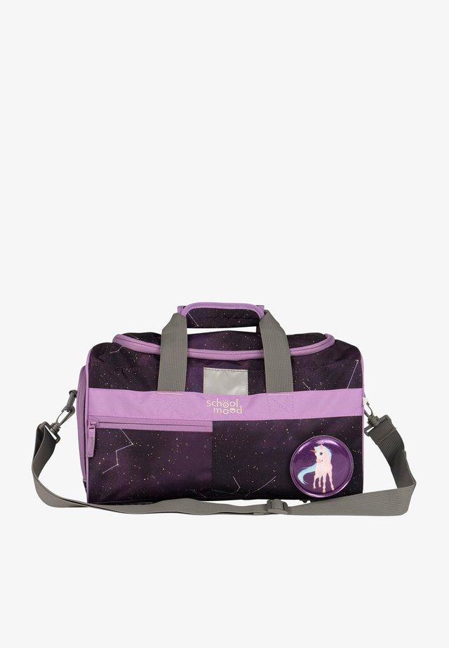 Sports bag - purple