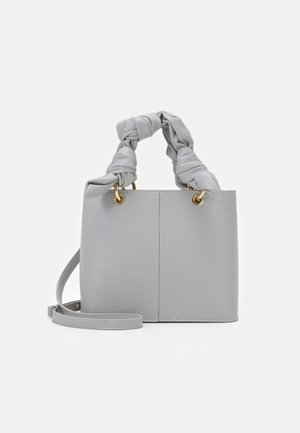 MINI TOTE GRAB - Handbag - pale blue