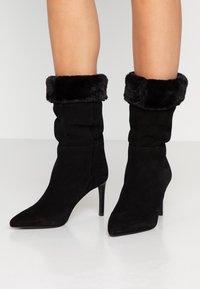 KIOMI - High heeled boots - black - 0