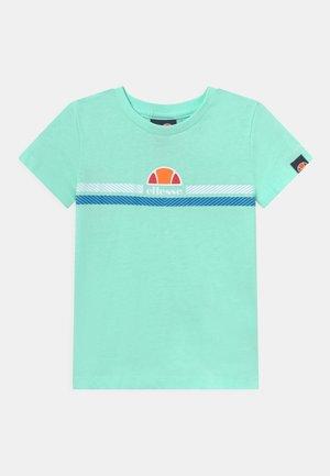 MANDOLA TEE - T-Shirt print - light green