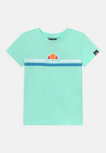 MANDOLA TEE - Print T-shirt - light green