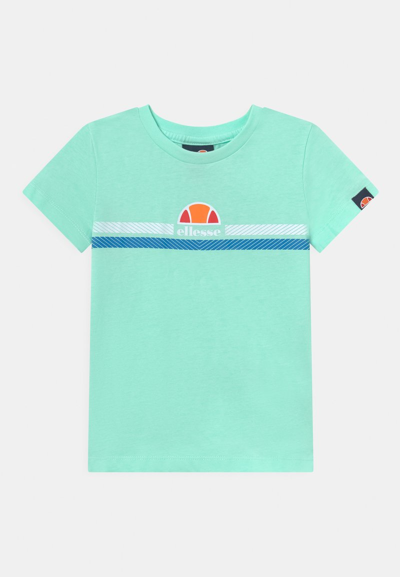 Ellesse - MANDOLA TEE - Print T-shirt - light green