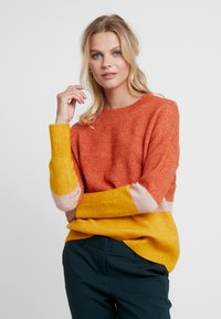 KIOMI - Jumper - orange - 0