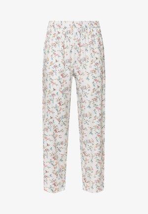 DITSY FLORAL - Nattøj bukser - white