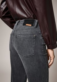 comma - Slim fit jeans - grey stretched den - 3