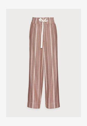 Trousers - art brown