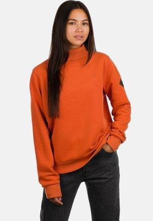 AMANDA - Sweatshirt - rust
