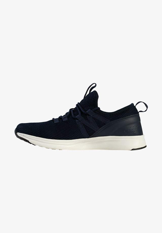 ABARTH - Sneakersy niskie - blue